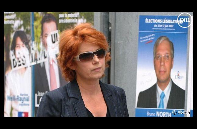 Véronique Genest candidate aux législatives pour représenter les Français de l'étranger.