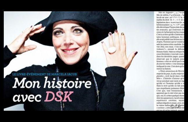 """Marcela Iacub était l'invitée de """"Ce soir (ou jamais !)"""" sur France 2"""