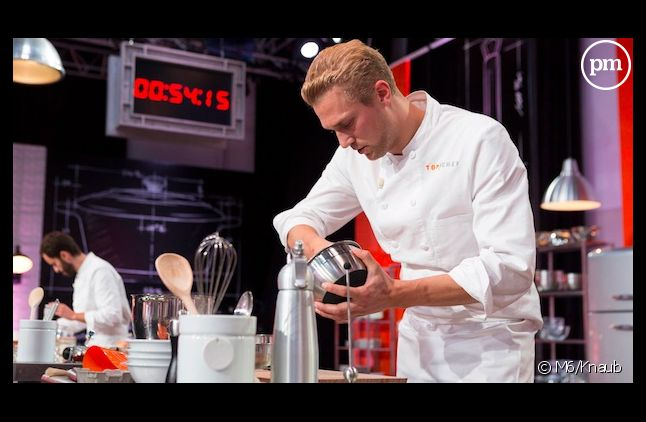 """Joris, candidat de """"Top Chef 2013"""""""
