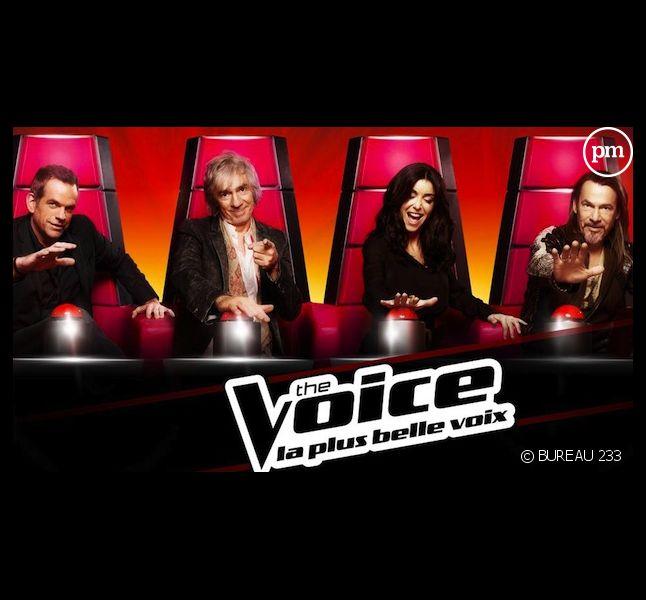 """Suivez et commentez """"The Voice, la plus belle voix"""" sur puremedias.com"""