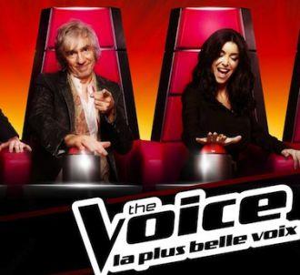 Suivez et commentez 'The Voice, la plus belle voix' sur...