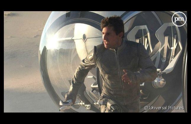 """""""Oblivion"""" démarre en tête du box-office"""