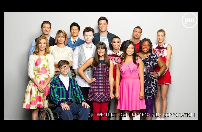 """""""Glee"""" de retour pour une saison 5 et 6"""