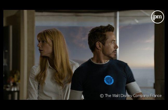 """""""Iron Man 3"""" démarre en tête des premières séances"""