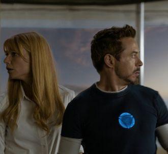 'Iron Man 3' démarre en tête des premières séances