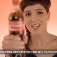 Découvrez la publicité Coca-Cola avec Naoëlle d'Hainaut (