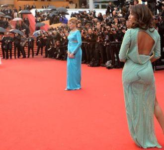 Eva Longoria au festival de Cannes