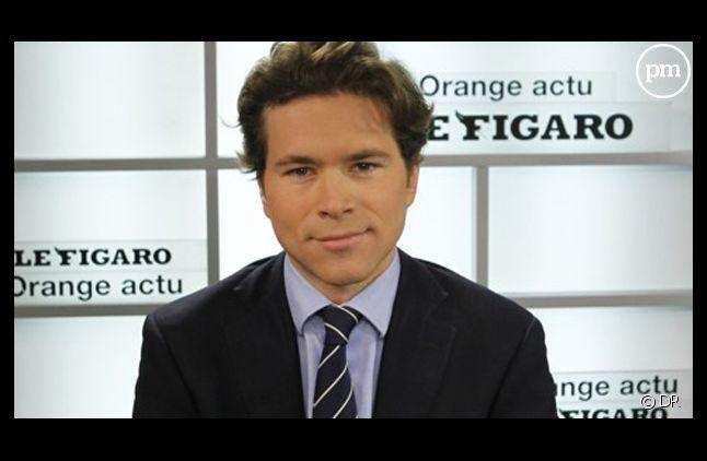 Geoffroy Didier, secrétaire national de l'UMP.
