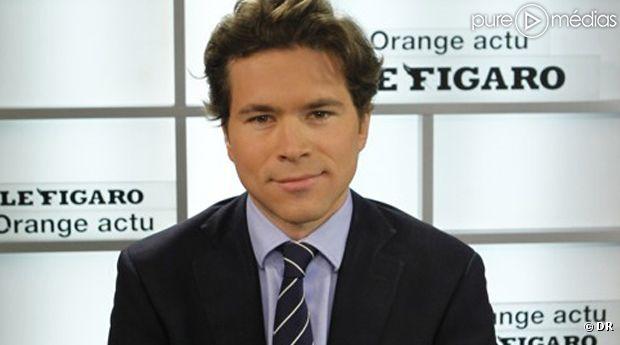 Geoffroy didier secr taire national de l 39 ump photo - Stephane bern et son compagnon ...