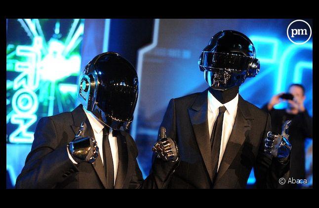 Daft Punk en tête des ventes d'albums et de singles