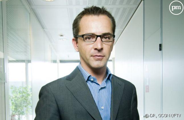 Thierry Langlois, le directeur des programmes de France 3