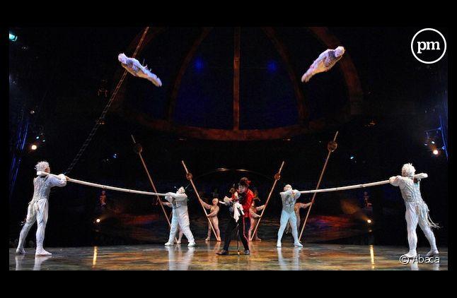 """Une acrobate décède lors d'une représentation du """"Cirque du Soleil"""""""