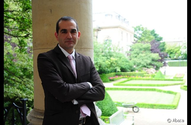 Le député de la 9ème circonscription des Français établis hors de France, Pouria Amirshahi
