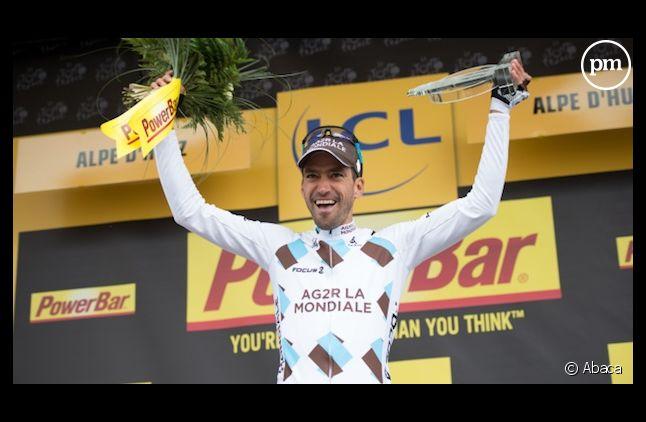 La victoire de Christophe Riblon dans la 18e étape du Tour de France très suivie