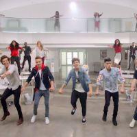 Clip : One Direction en stars du cinéma pour