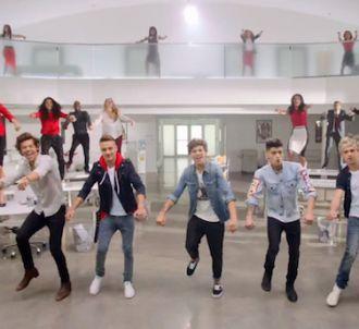 One Direction dévoile le clip de 'Best Song Ever'