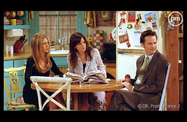 """D8 rediffuse l'intégrale de la série """"Friends"""""""