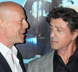 Sylvester Stallone annonce le départ de Bruce Willis de...