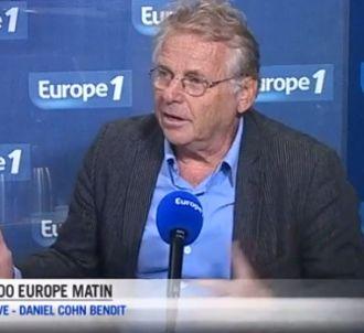 Daniel Cohn-Bendit, pour sa première chronique sur Europe...