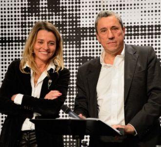Anaïs Bouton (Directrice des programmes) et Jérôme Bureau...