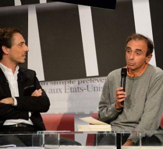Jérôme de Verdière et Eric Zemmour