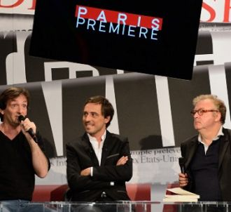 Pierre Palmade, Jérôme de Verdière et Dominique Besnehard