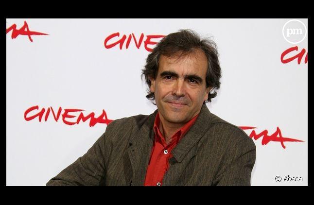 François Dupeyron en colère contre la télévision.