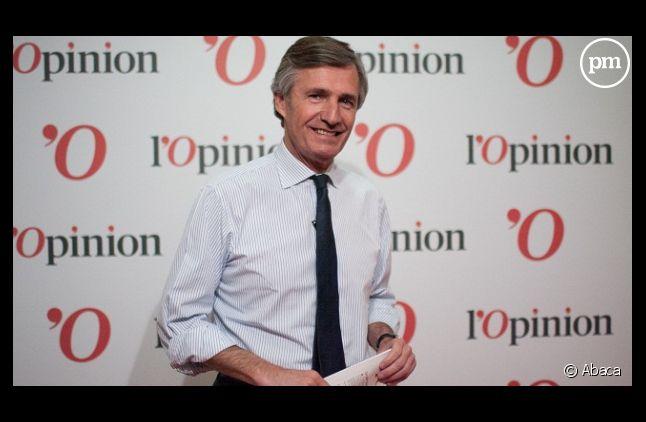 "Nicolas Beytout, le patron de ""L'Opinion"""