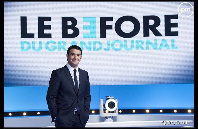 """""""Le Before du Grand Journal"""" chaque soir sur Canal+ à 18h05"""