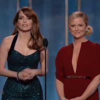 Golden Globes : Tina Fey et Amy Poehler reconduites pour deux ans à l'animation