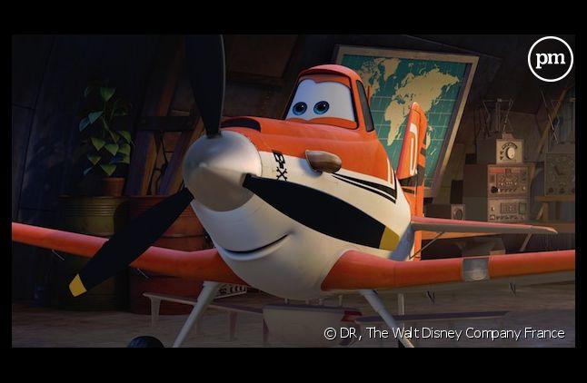 """""""Planes"""" démarre en tête du box-office"""