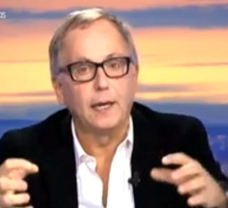 Fabrice Luchini à David Pujadas : 'France 2 doit être...