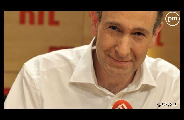 Laurent Bazin, sur RTL, est leader le matin devant Patrick Cohen sur France Inter.