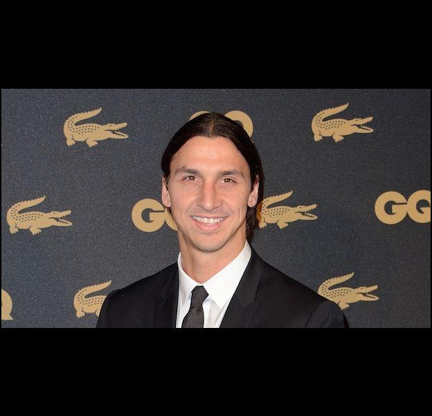 """Zlatan Ibrahimovic, élu homme de l'année 2013 par le magazine """"GQ"""""""