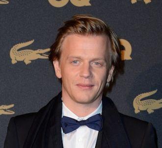 Alex Lutz, humoriste de l'année 2013 pour 'GQ'.
