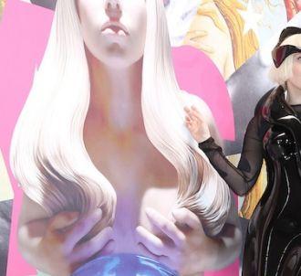 Lady Gaga, troisième des ventes d'albums en France avec...