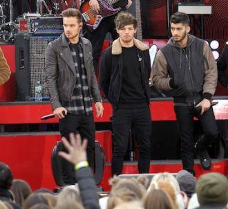 One Direction démarre en tête des charts UK