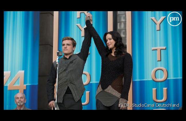"""4e meilleur démarrage de l'année pour """"Hunger Games - L'embrasement"""""""