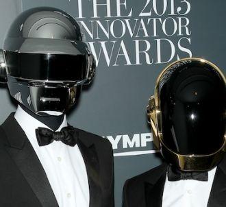 Daft Punk domine les ventes de singles en France en 2013