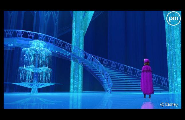 """""""La Reine des neiges"""" démarre en tête du box-office"""