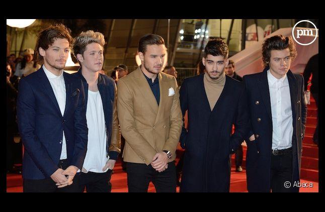 One Direction, en tête des ventes d'albums 2013 outre-Manche