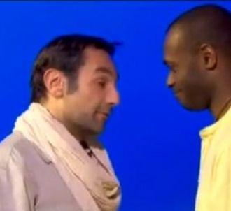 Le sketch polémique diffusé dans 'Le Débarquement' de...
