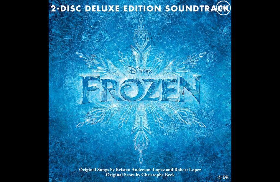 "1. Bande originale - ""La reine des neiges"""