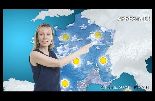 Florence Klein animera ce soir son dernier bulletin météo sur France 3
