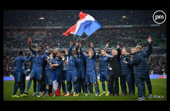 La présence des Bleus en finale serait une bonne affaire pour TF1