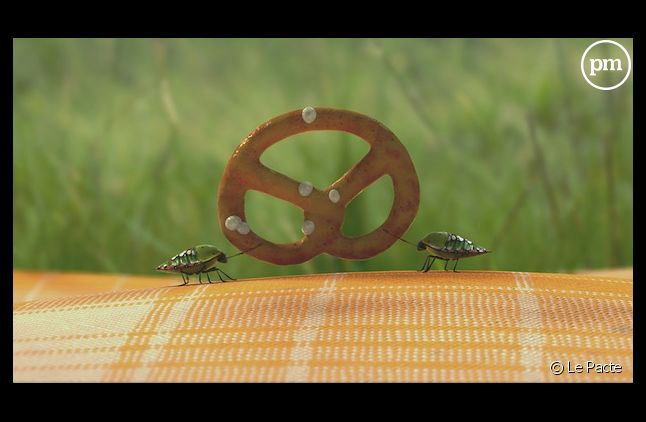 """""""Minuscule - La vallée des fourmis perdues"""" démarre en tête du box-office"""