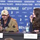 Shia LaBeouf cite Eric Cantona en conférence de presse à Berlin