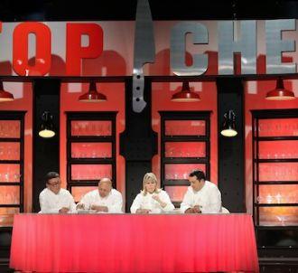 Le jury de 'Top Chef 2014'
