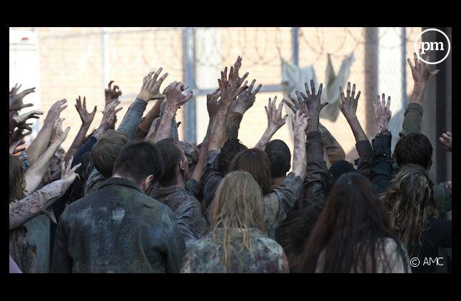"""""""The Walking Dead"""" encore devant les Jeux olympiques de Sotchi"""