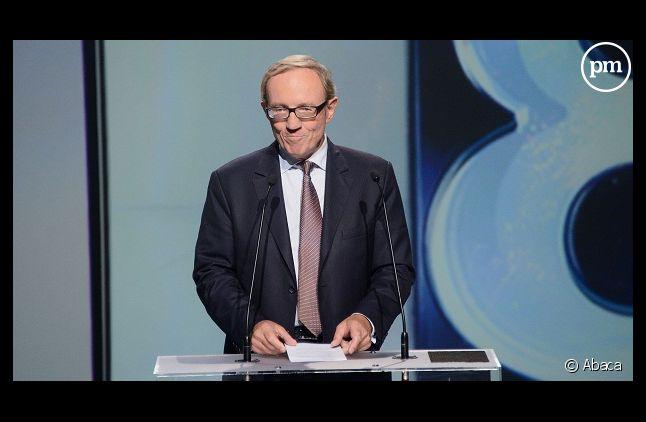 Bertrand Méheut, le PDG du groupe Canal+